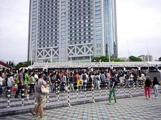 20150524サザン東京ドーム(その1)