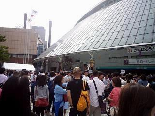 20150524サザン東京ドーム(その3)
