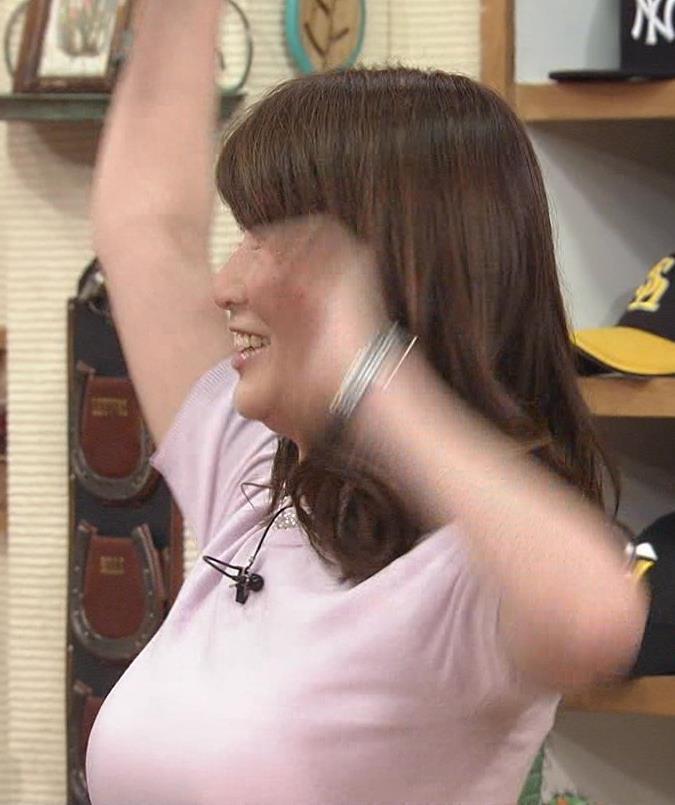 秋元玲奈 巨乳キャプ・エロ画像5