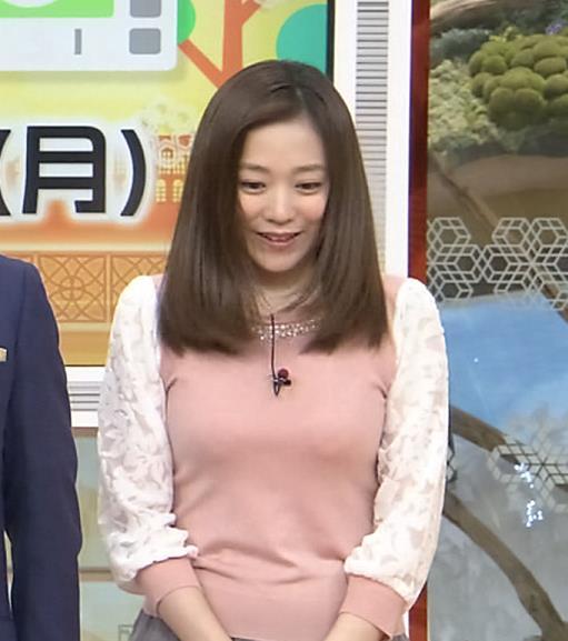 江藤愛 おっぱいキャプ・エロ画像2
