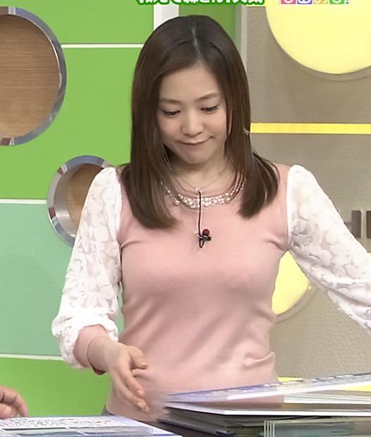 江藤愛 おっぱいキャプ・エロ画像4