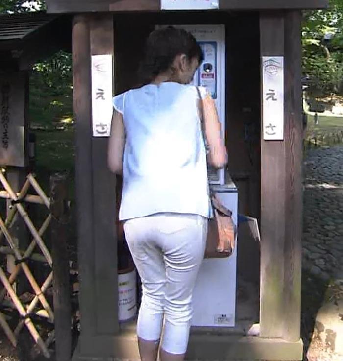 生野陽子 パンツキャプ・エロ画像2