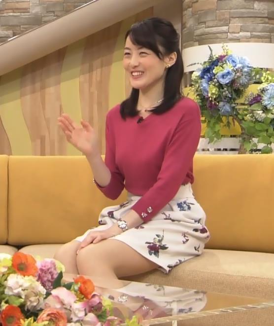 江崎史恵 ミニスカートキャプ・エロ画像2