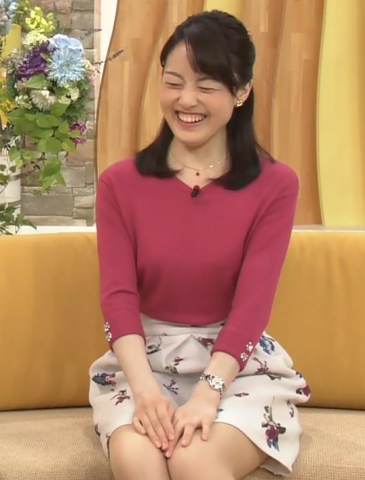江崎史恵 ミニスカートキャプ・エロ画像3
