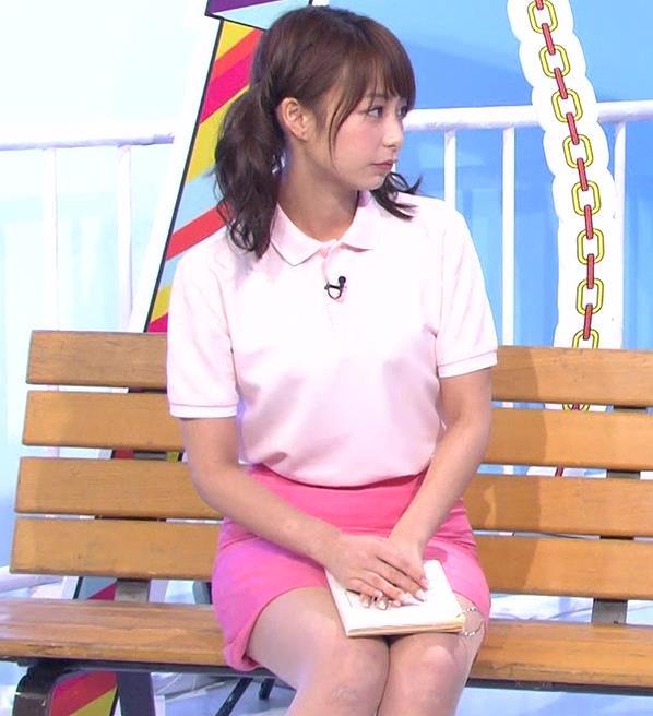 宇垣美里 ミニスカート画像5