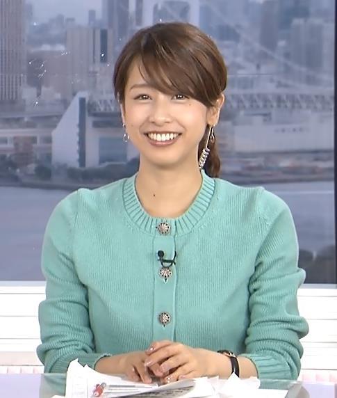 加藤綾子 ミニスカート画像6