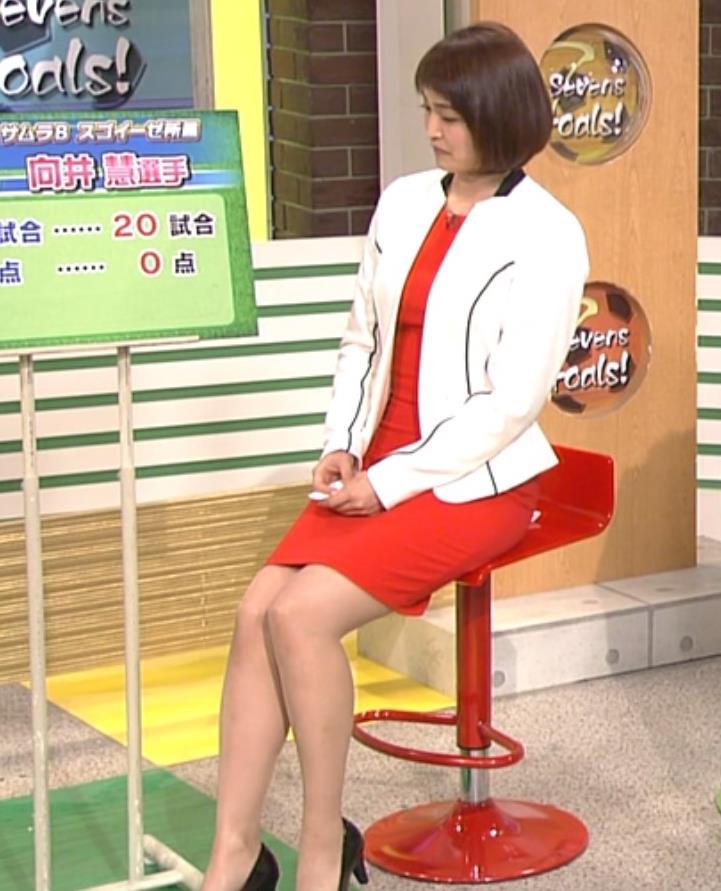 岡本玲 ミニスカート画像6