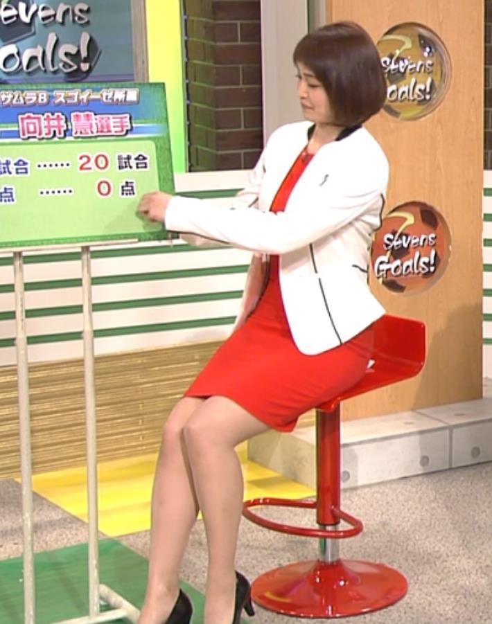 岡本玲 ミニスカート画像7