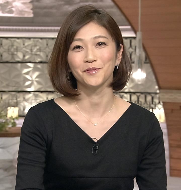 久保田智子 ワンピース画像5