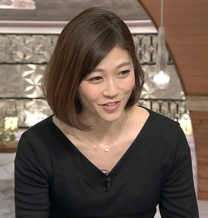 久保田智子 ワンピース画像4