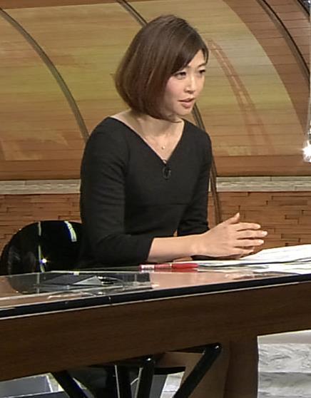 久保田智子 ワンピース画像6
