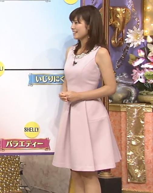 増田麻衣子 セクシードレス画像4