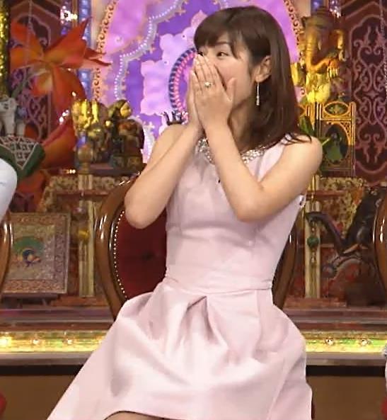 増田麻衣子 セクシードレス画像5