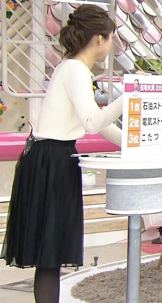 佐藤渚 横乳画像2