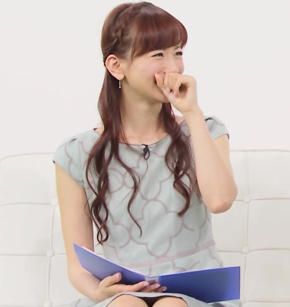 皆藤愛子 パンチラ画像