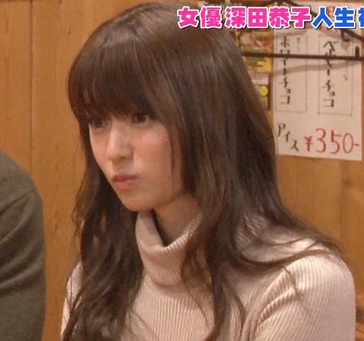 深田恭子 おっぱい画像10