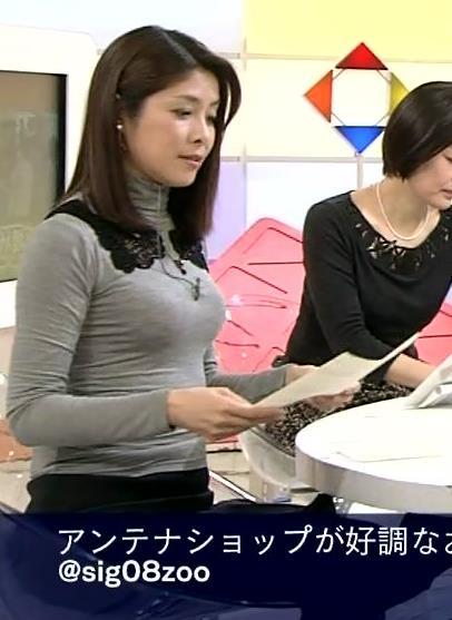 鎌倉千秋 おっぱい画像8