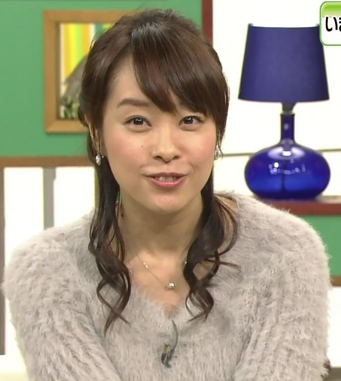 片山千恵子 乳寄せ画像7