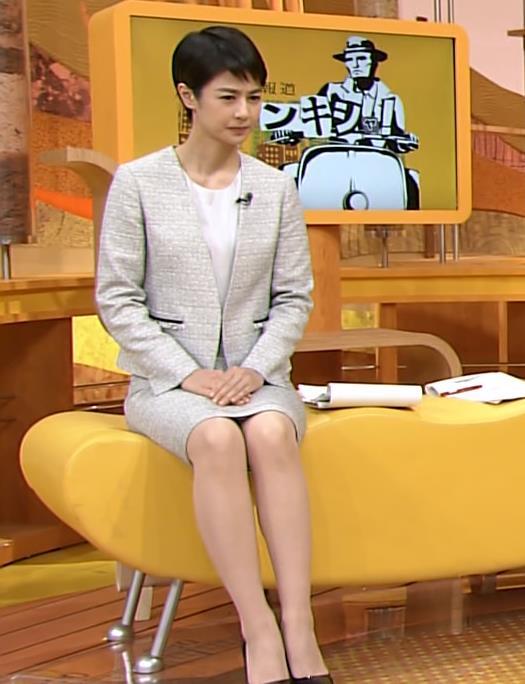 夏目三久 ミニスカート画像3