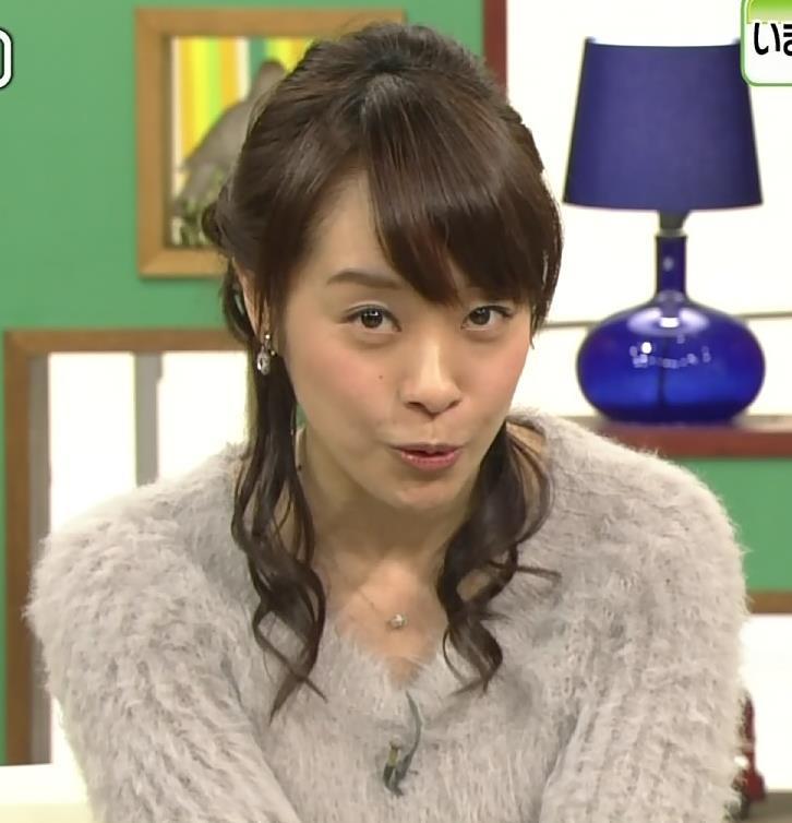 片山千恵子 乳寄せ画像6