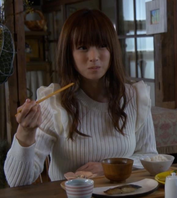 深田恭子 おっぱい画像2