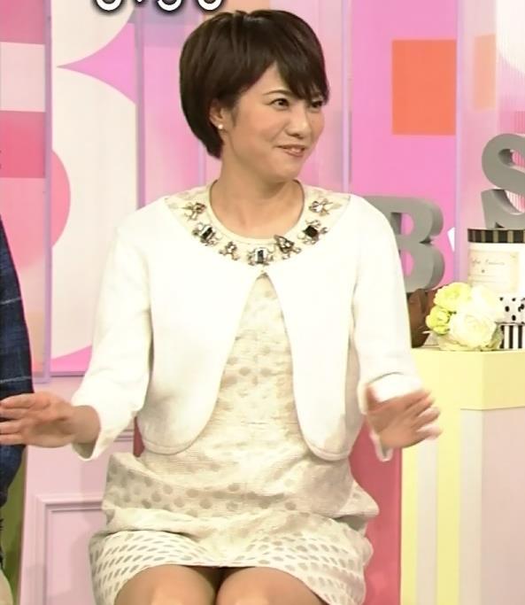 村井美樹 ミニスカ▼ゾーン、パンツみえそう