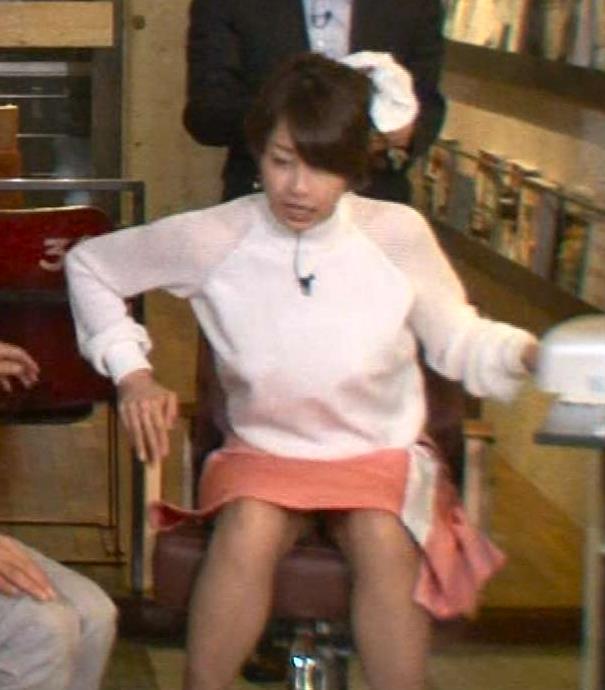 加藤綾子 ミニスカート画像4