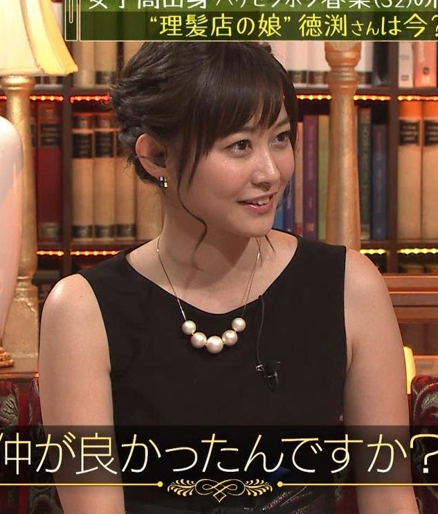 久冨慶子 セクシードレス画像5