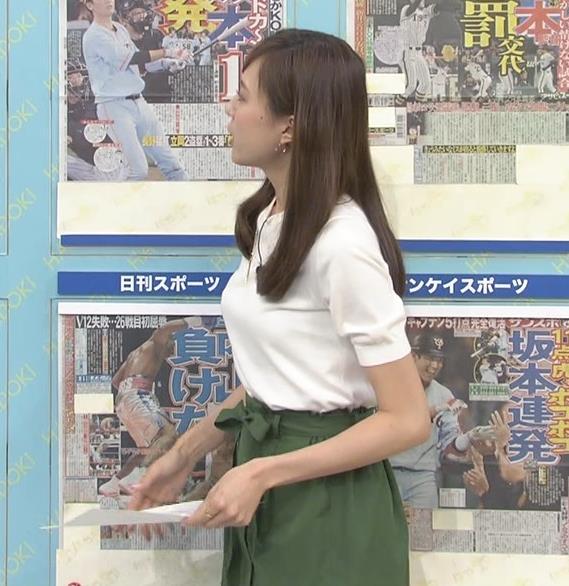 笹川友里 おっぱいが目立ってます。
