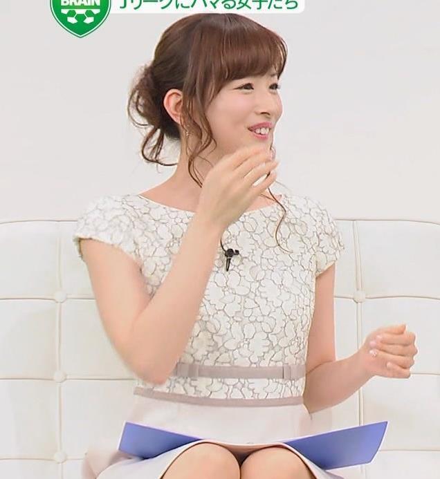 皆藤愛子 ミニスカート画像4