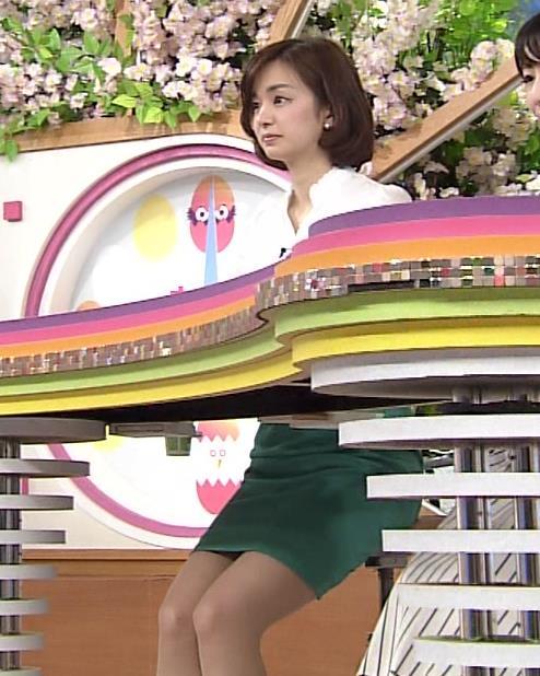 後藤晴菜 エロいタイトミニスカート