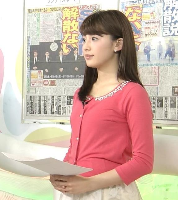 宮司愛海 横乳画像2