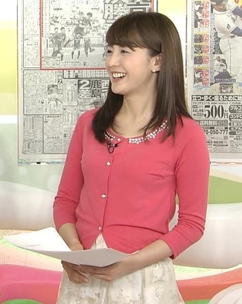 宮司愛海 横乳画像7