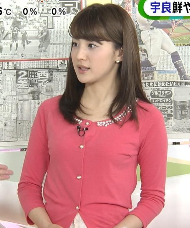宮司愛海 横乳画像5