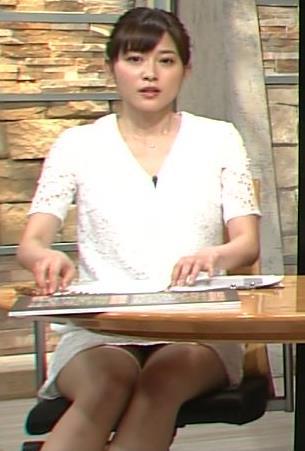 久冨慶子 太もも画像5