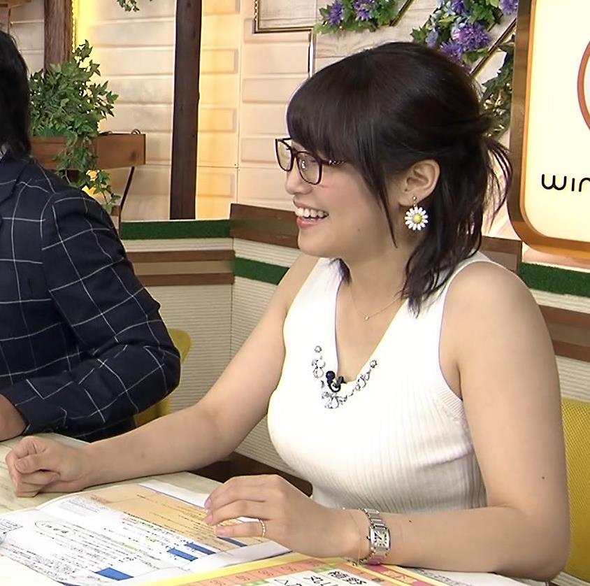 鷲見玲奈 女子アナ画像6
