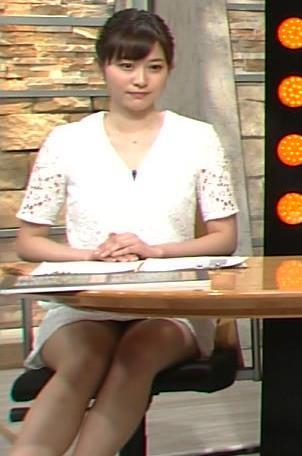 久冨慶子 太もも画像4