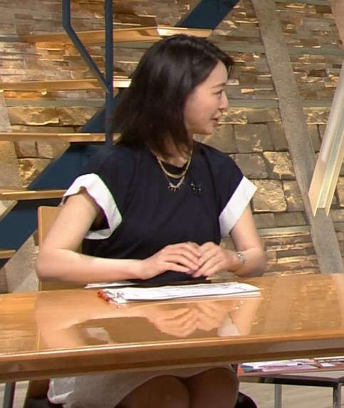小川彩佳 服の中画像2