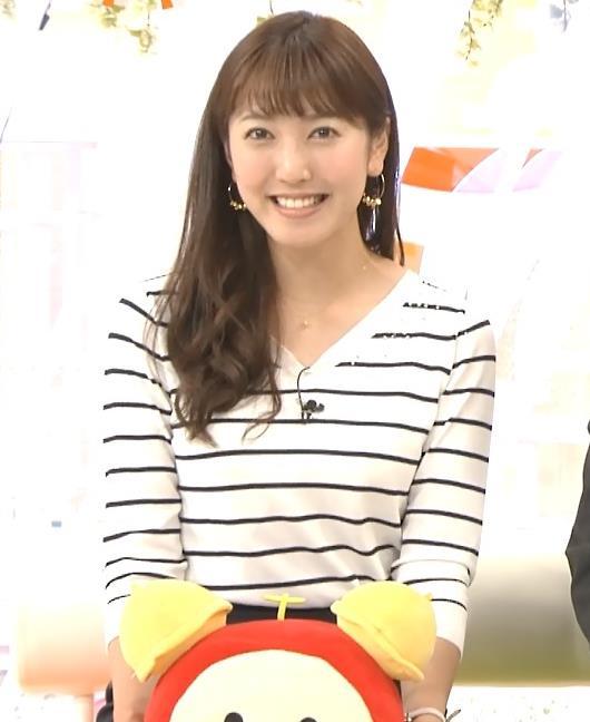 小澤陽子 太もも画像3
