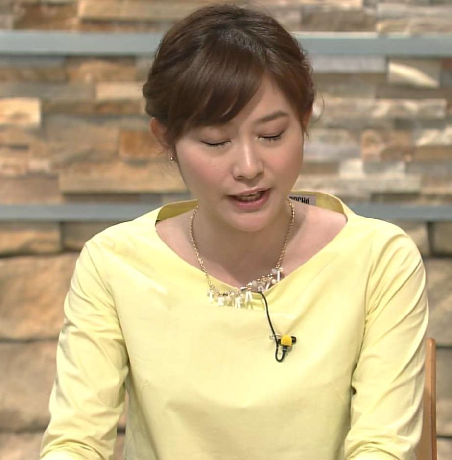 久冨慶子 ミニスカート画像6