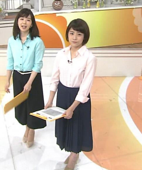 田中萌 女子アナ画像2