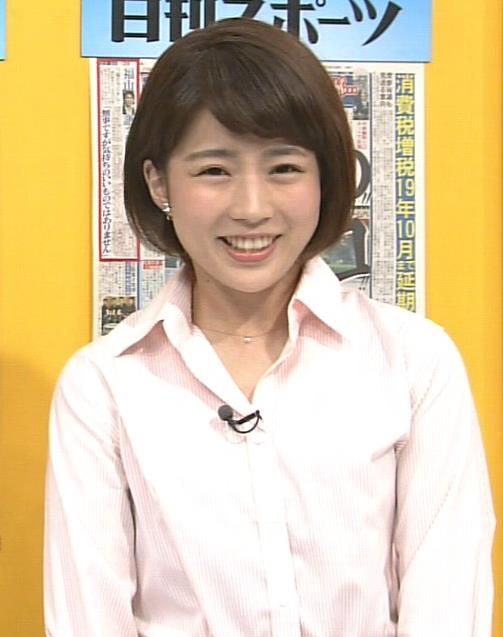 田中萌 女子アナ画像5