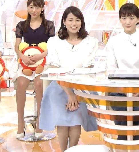 永島優美 太もも画像3