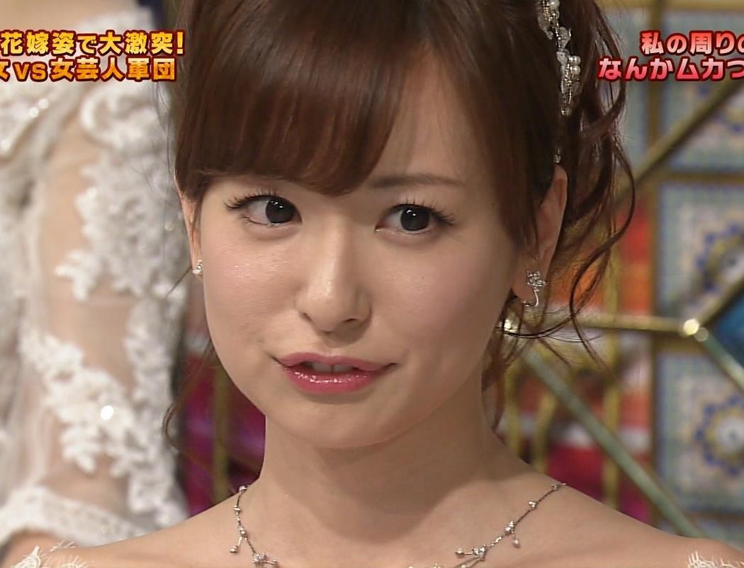 皆藤愛子 セクシードレス画像2