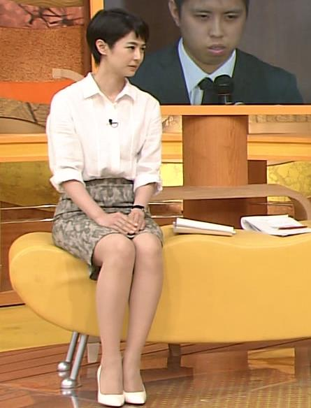 夏目三久 スカート画像3