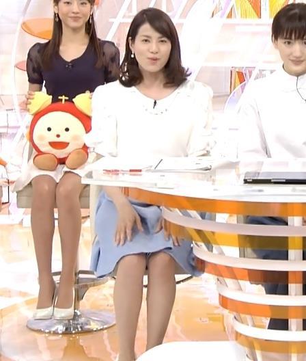 永島優美 太もも画像2