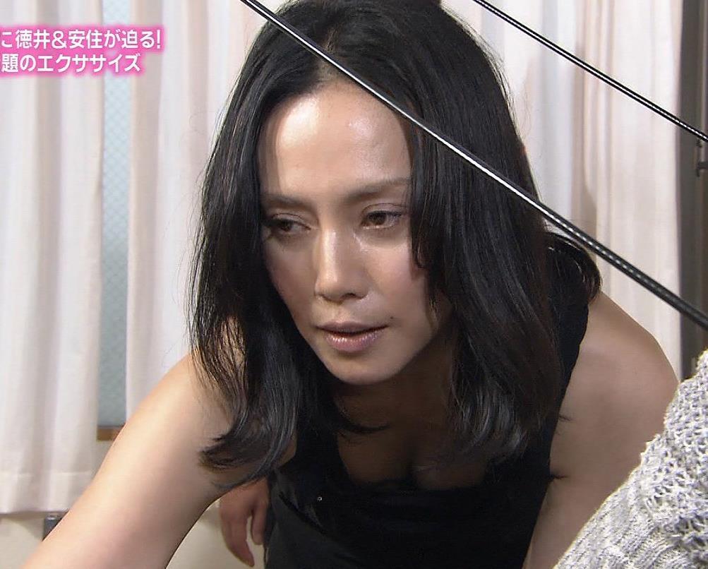 中谷美紀 エロ画像5