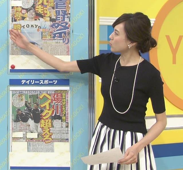 笹川友里 横乳画像7