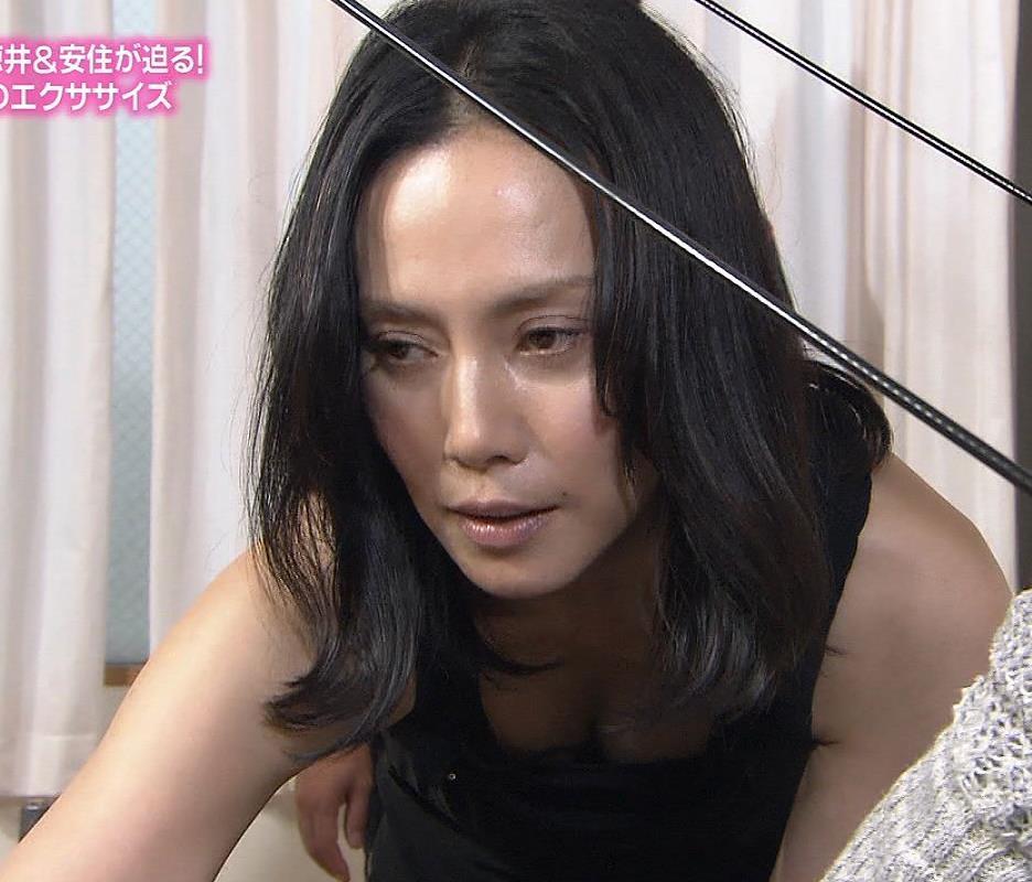 中谷美紀 エロ画像3