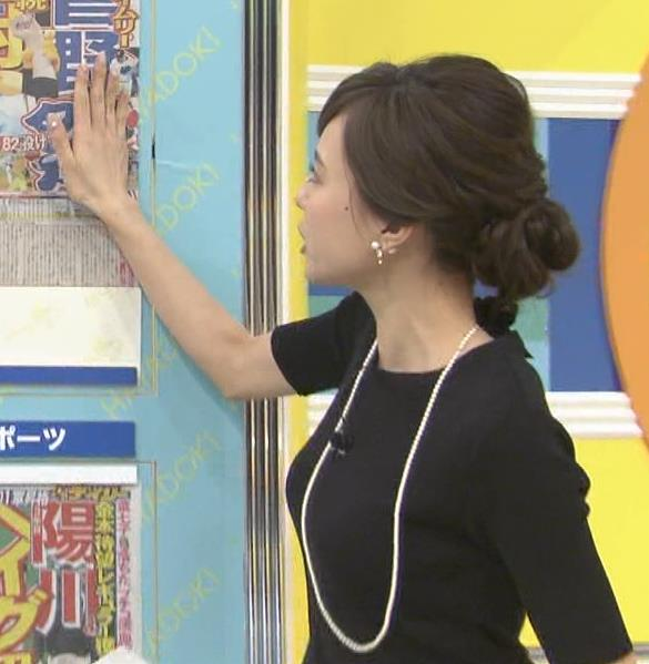 笹川友里 横乳画像8